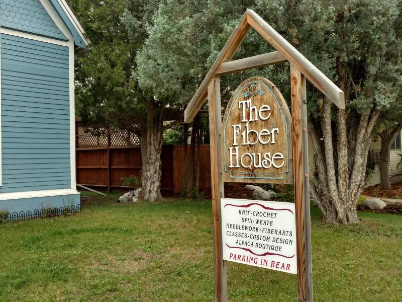 Fiber-House