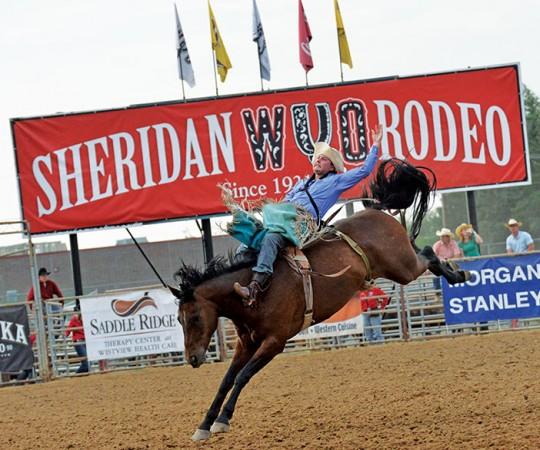 Sheridan_WYO_Rodeo
